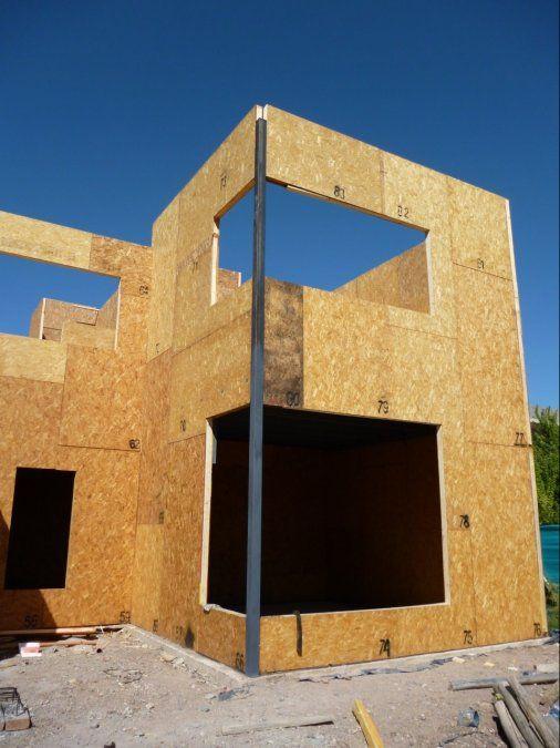Sistema de construcción sismotérmica NewPanel