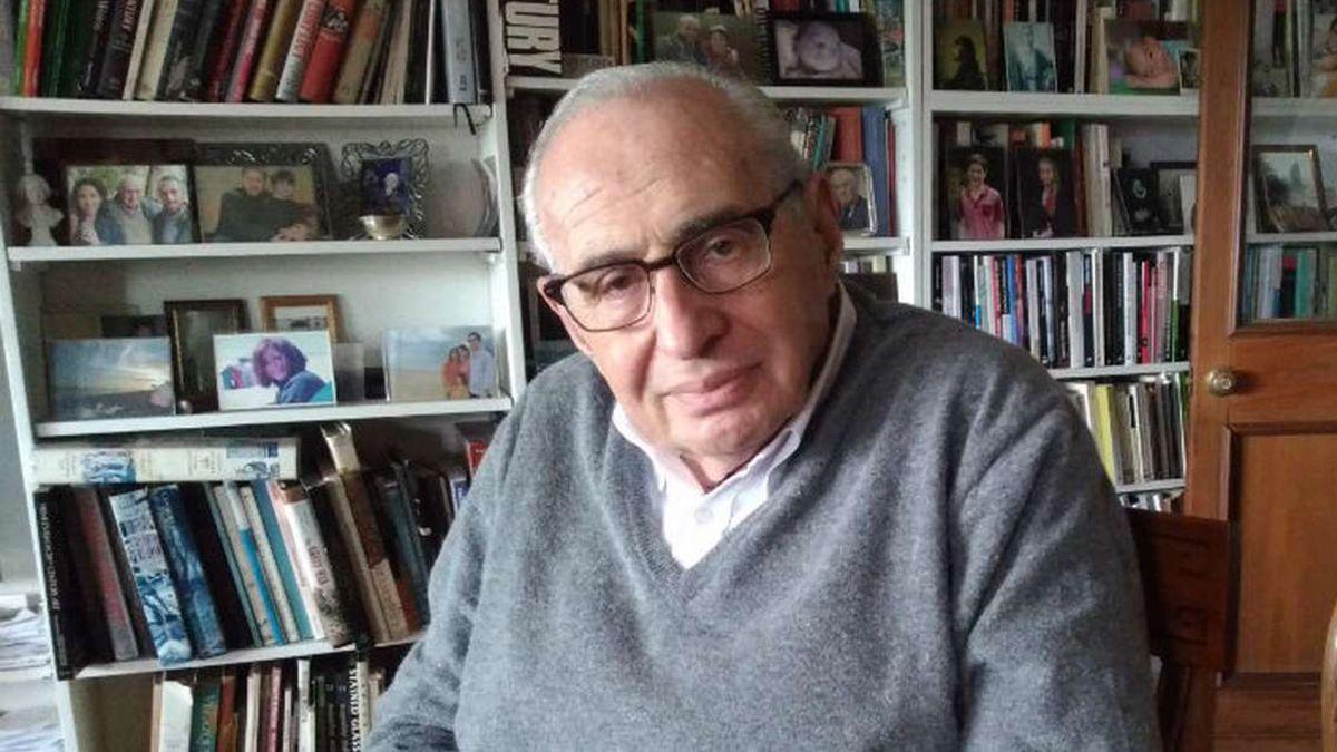 Muchnik escribió 24 libros y recibió dos premios Konex.