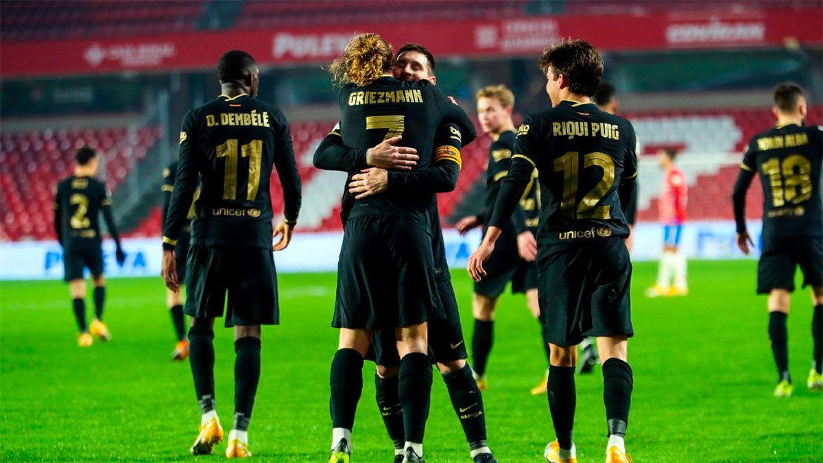 Barcelona jugará ante Sevilla en las semifinales