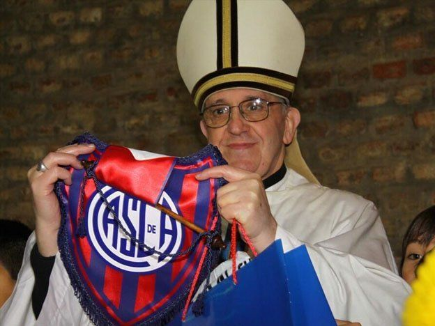 El Papa es Cuervo