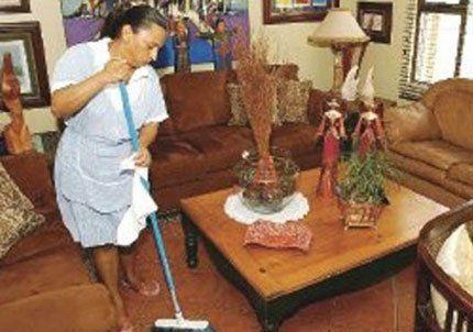 Establecen los nuevos aportes patronales para el personal doméstico
