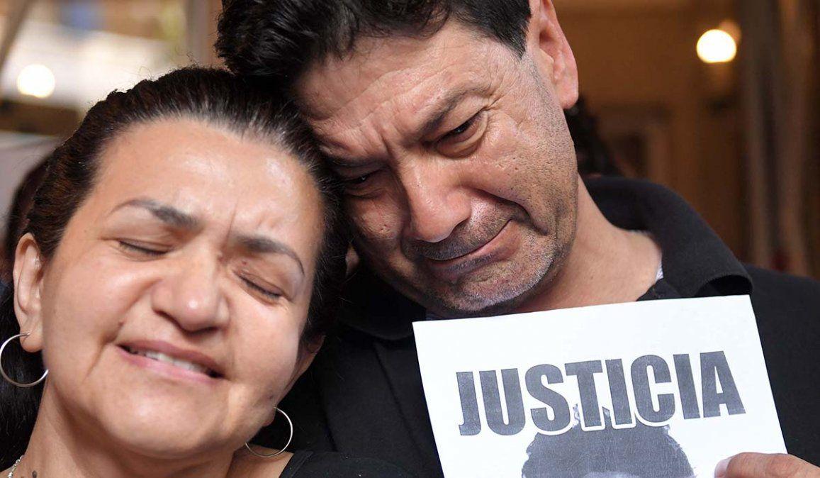 Los padres y amigos de Fernando Báez Sosa realizan colecta solidaria