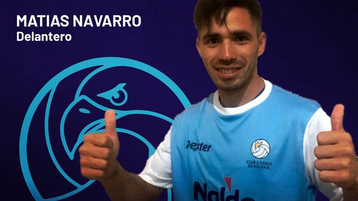 El Chimi Navarro se sumó al equipo de Tinelli