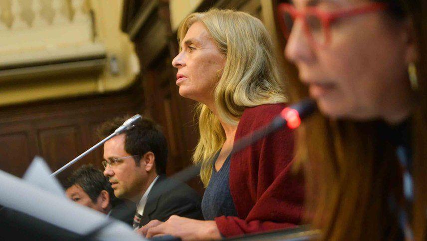 En la Legislatura contrataron a una hija de la ex vicegobernadora Laura Montero