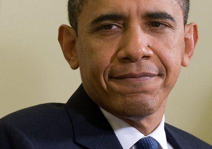 Obama tiene que aflojarle a los postres