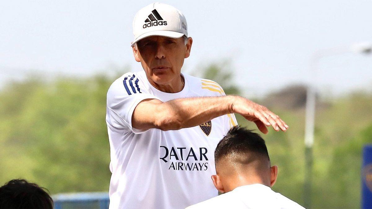 Russo dispondrá un once alternativo ante Argentinos Juniors