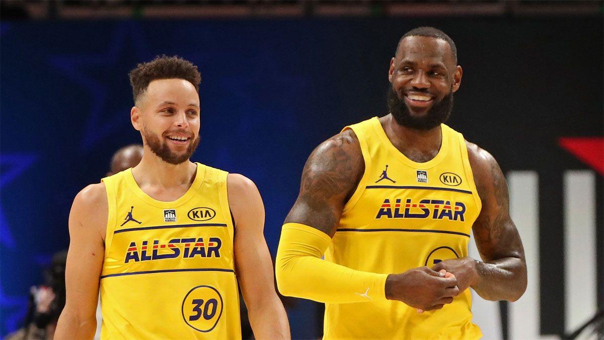 El Team LeBron ganó el Juego de las Estrellas de la NBA