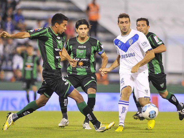 En Liniers, Vélez venció a San Martín de San Juan