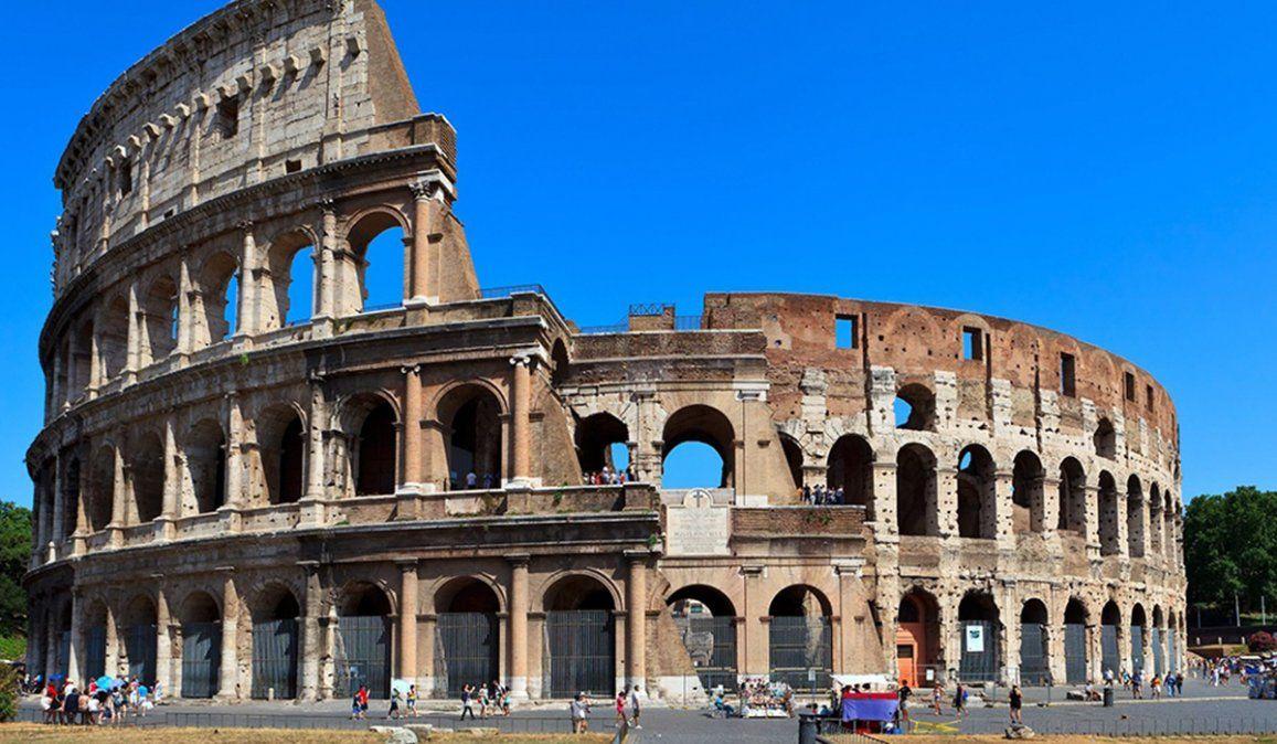 La reconstrucción de la arena ayudará a la conservación de las estructuras arqueológicas recuperando la imagen original del Coliseo