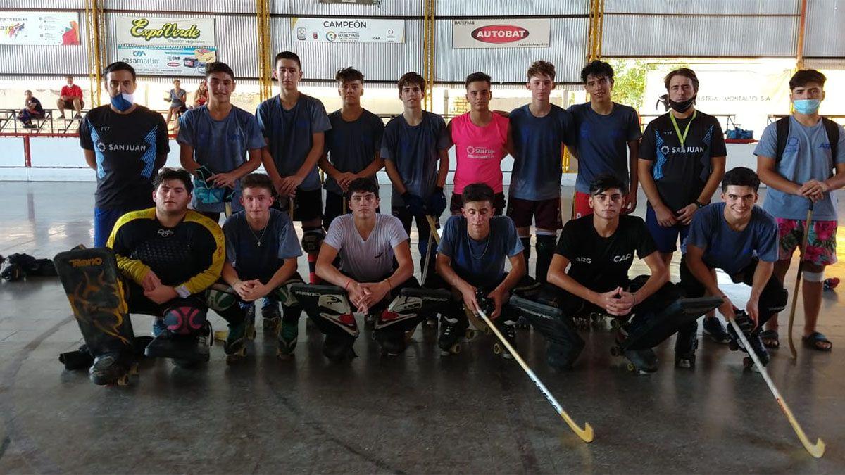 Fotos: gentileza Prensa Comité Nacional de hockey.