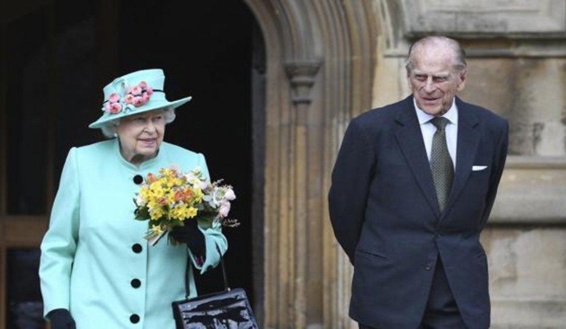 Coronavirus: Isabel II y el Duque de Edimburgo recibirán la vacuna