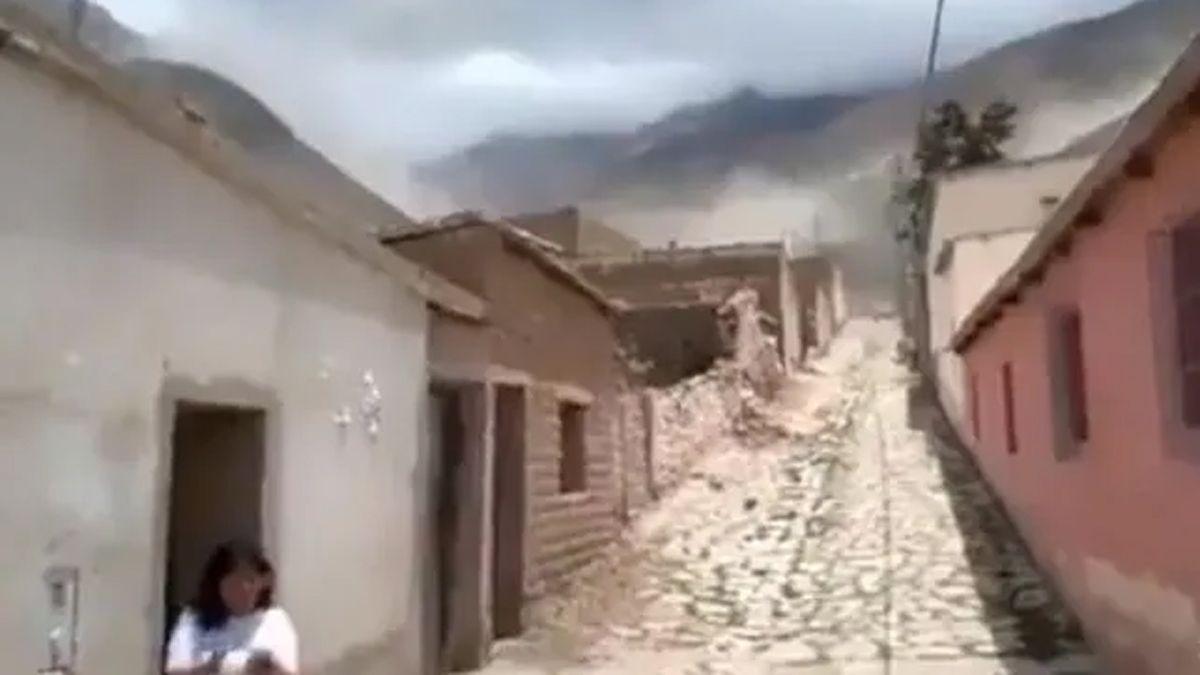 Sismo: un temblor de casi 6 grados sacude a Salta y Jujuy