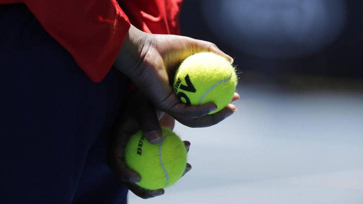 Pella, Lóndero y otros 45 tenistas fueron aislados