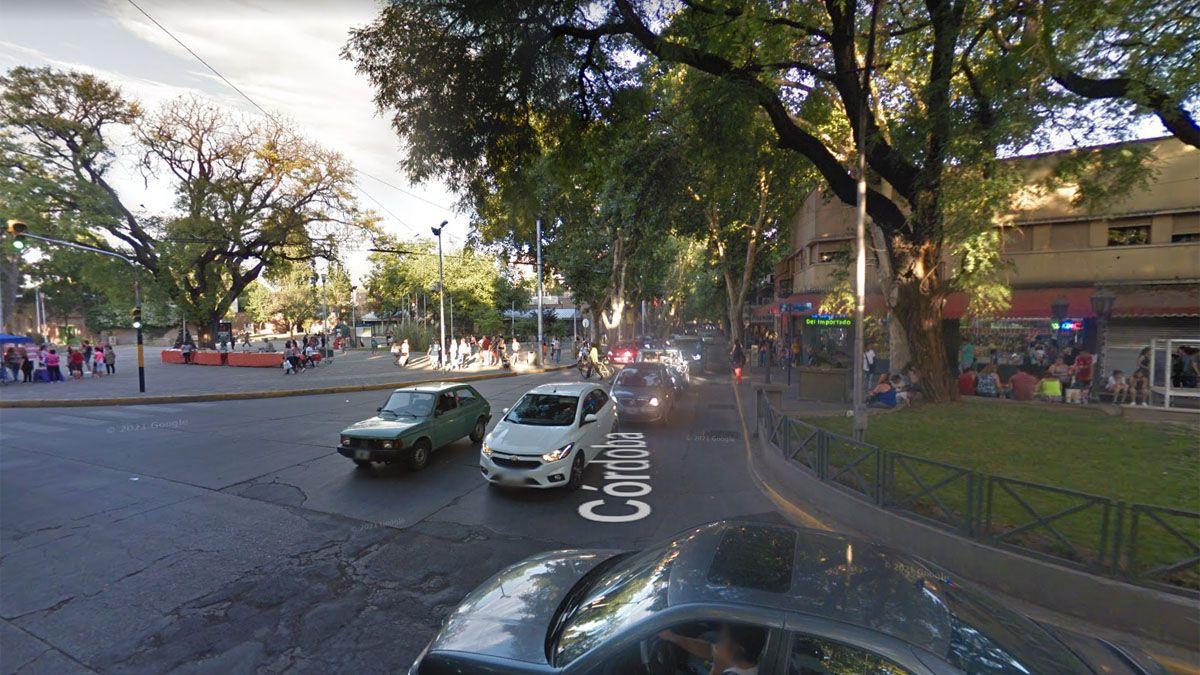 El crimen ocurrió en medio de una riña callejera entre los dos hombres en plena Alameda, en Ciudad.
