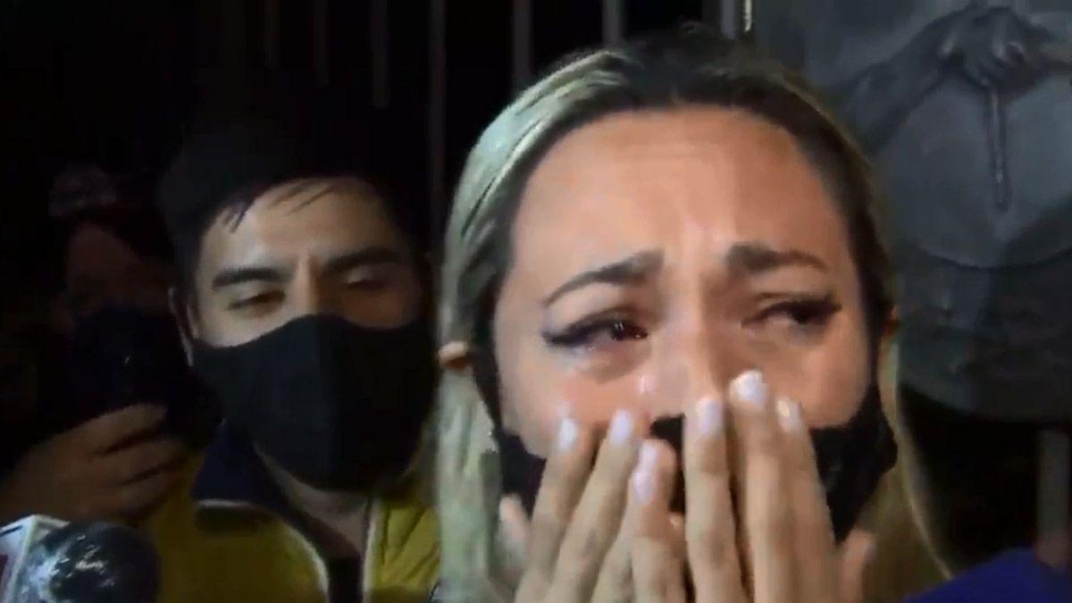 Rocío-Oliva-Maradona