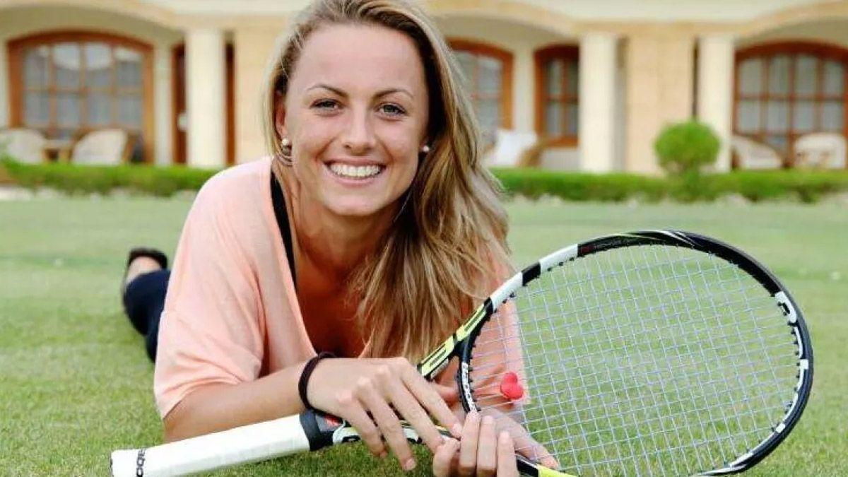 Durísima sanción para una tenista retirada