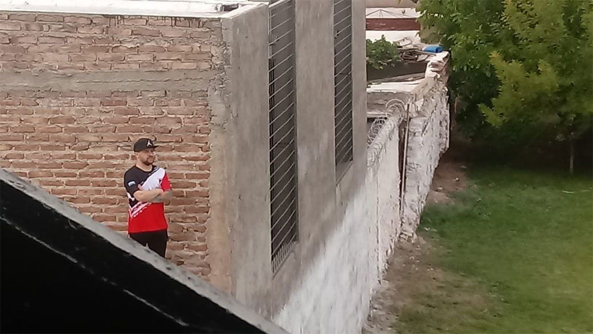 Plateísta VIP: el hincha que siguió de cerca a Maipú