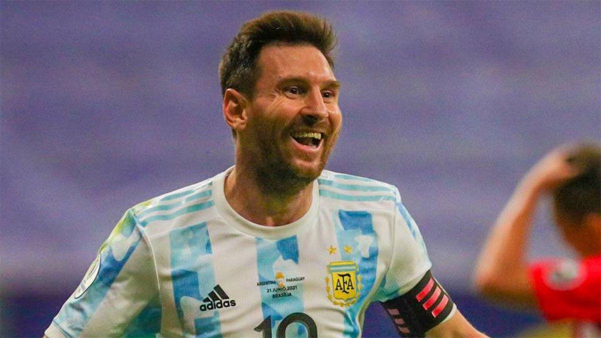 Lionel Messi vuelve a celebrar su cumpleaños concentrado con la Selección Argentina.