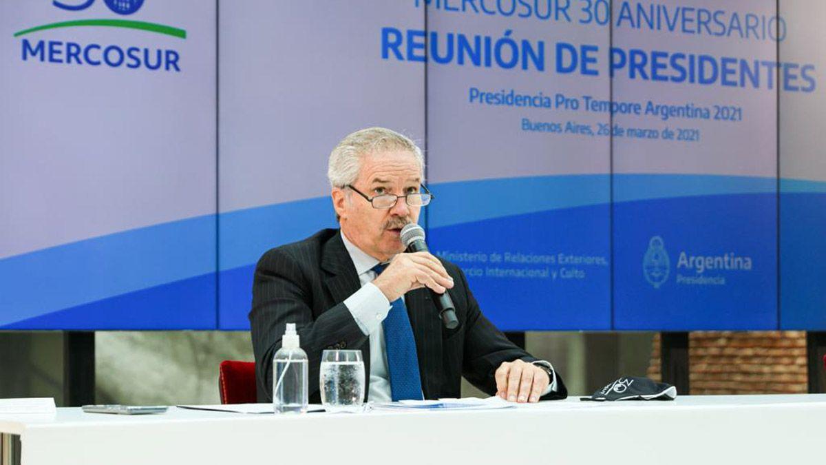 Felipe Solá y la posición del gobierno argentino sobre Venezuela