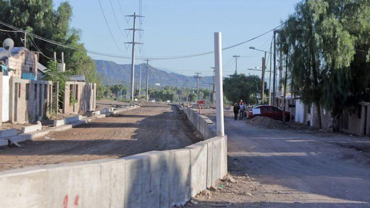 Avanzan las obras de la Avenida Urbana del Oeste