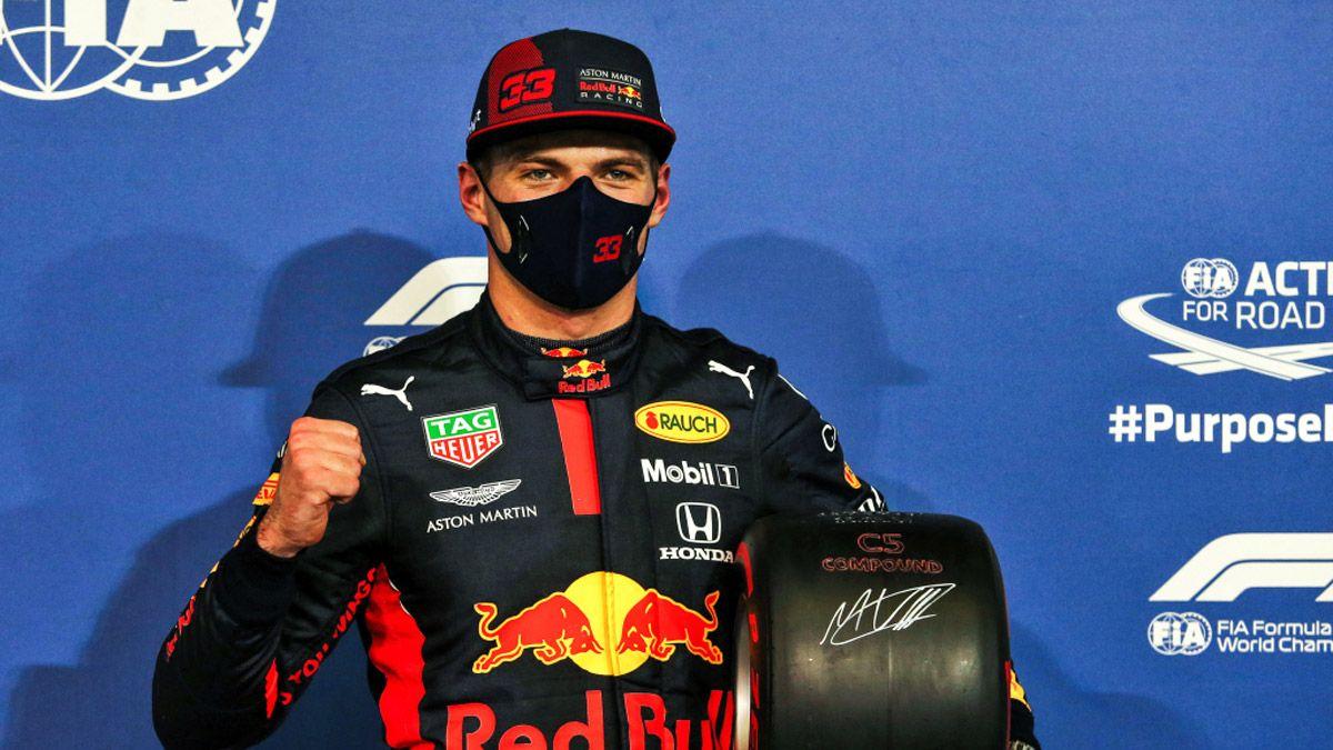 Verstappen quebró el dominio de Mercedes en Abu Dhabi