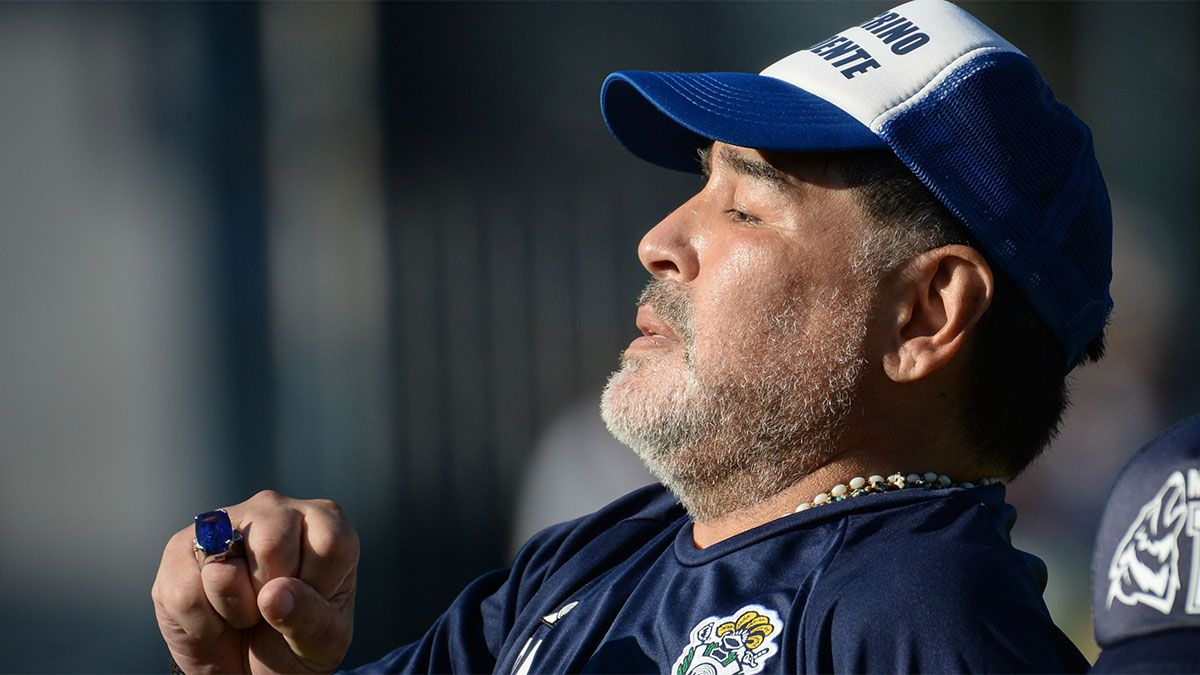 Qué contenía la caja que Maradona guardaba en su casa con recelo