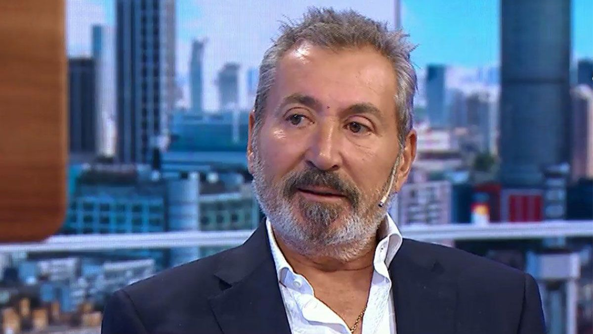 Daniel Vila, presidente de Grupo América, que acaba de adquirir el diario El Cronista Comercial.