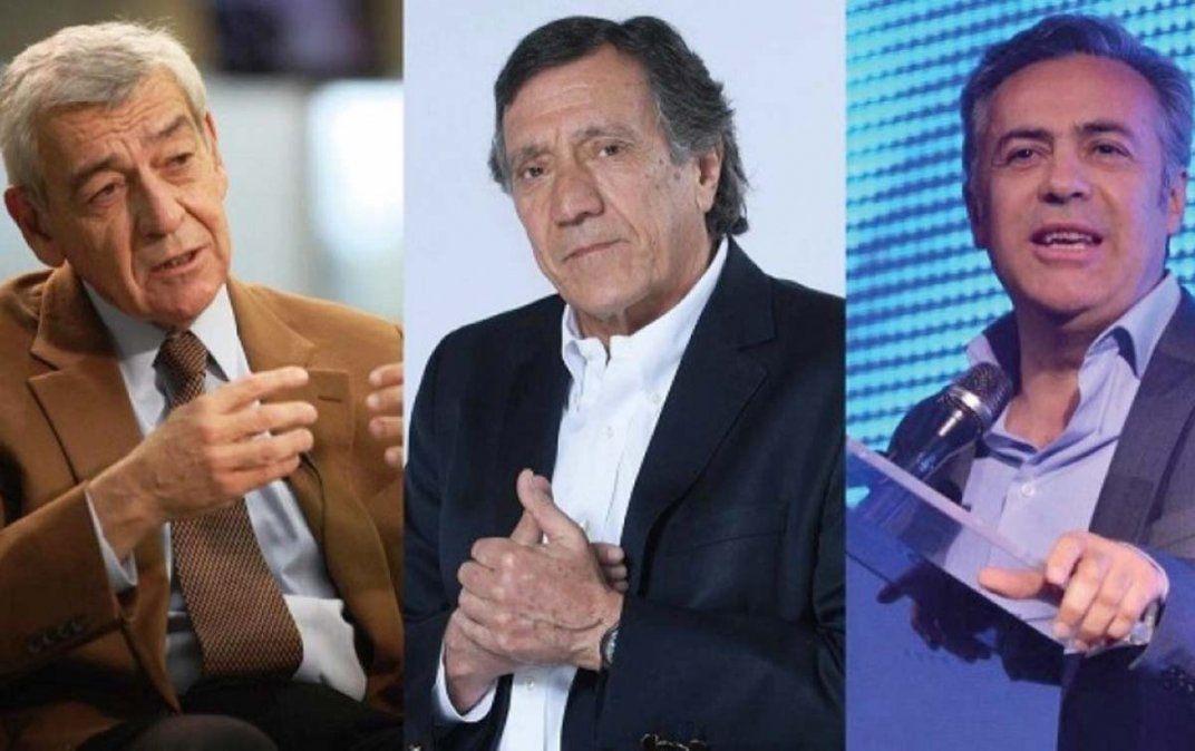 Bordón, Lafalla y Cornejo compartirán un seminario