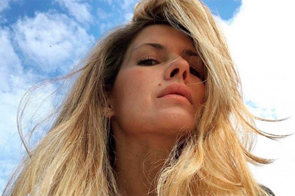 Isabel Macedo en bikini diminuta estalló internet.