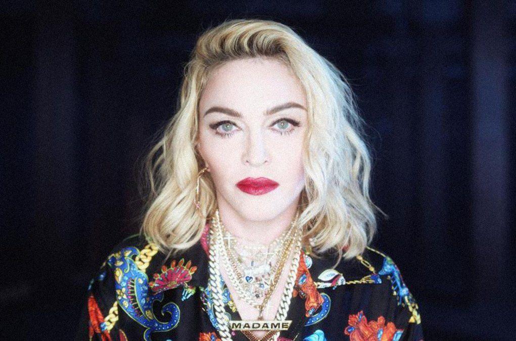 Madonna tendrá su película biográfica.