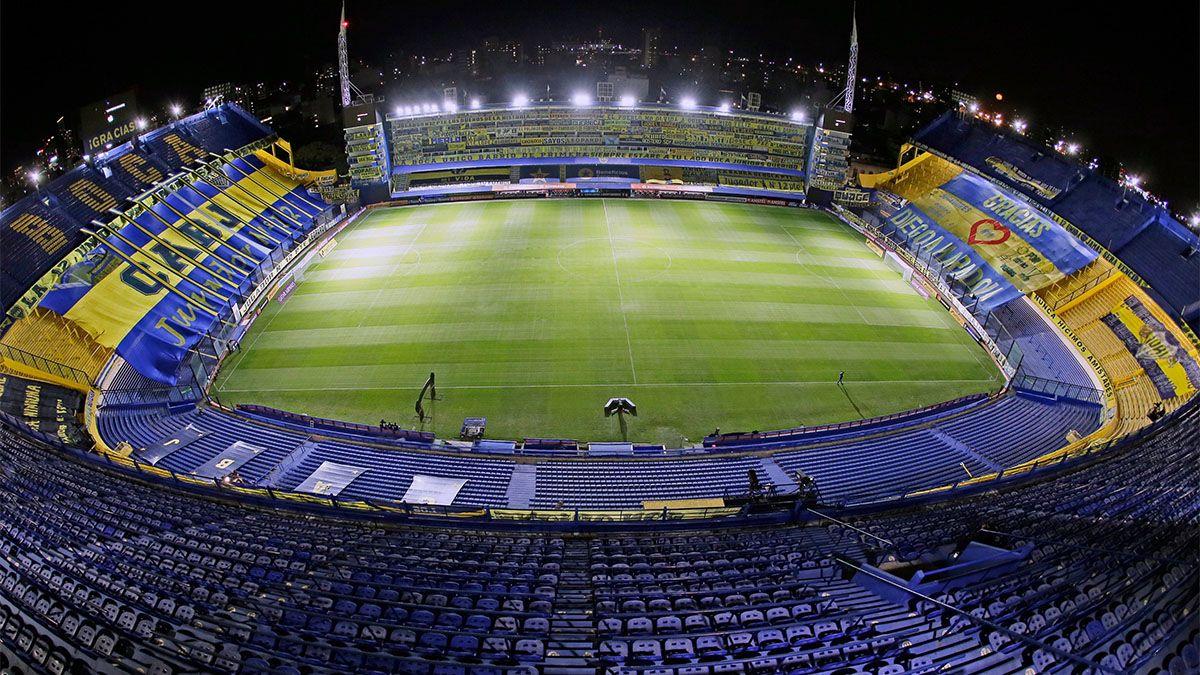 La Bombonera podría ser sede de la Copa América