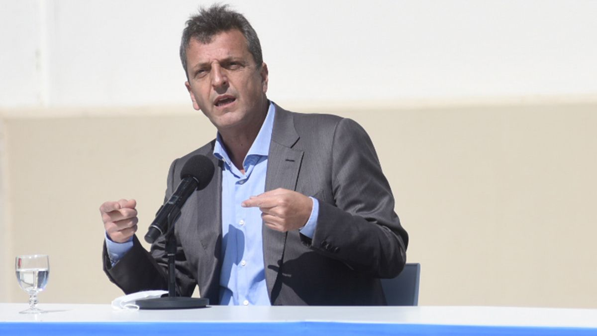 Sergio Massa se reunió con funcionarios de su espacio para analizar las renuncias en el Gobierno nacional.