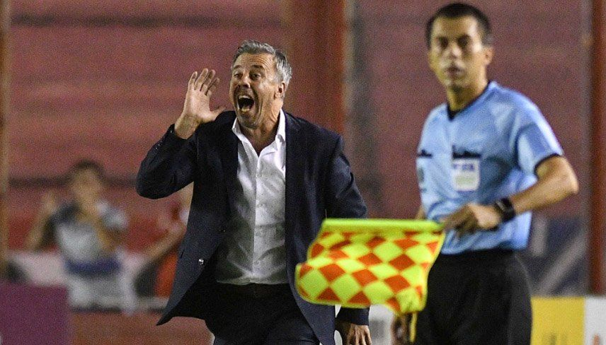 La sorprendente declaración de Pusineri luego del triunfo de Independiente
