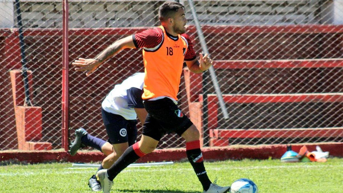 Deportivo Maipú se impuso ante Quiroga
