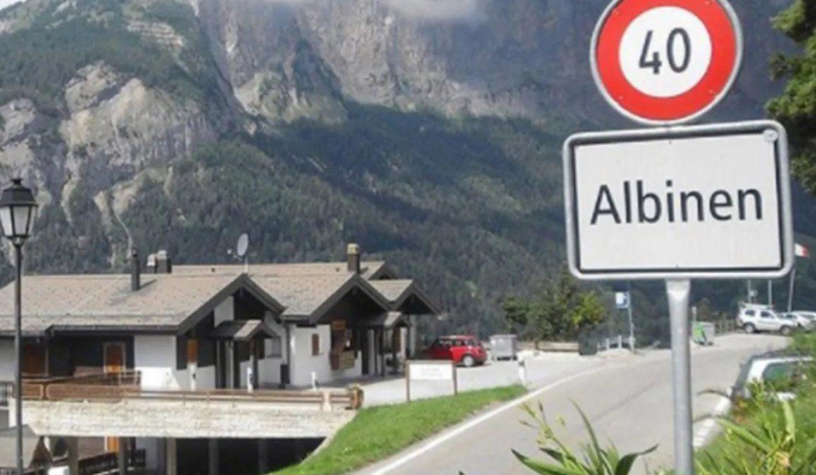 Albinen es el pueblo suizo que ofrece una importante suma en euros a familias que deseen instalarse allí