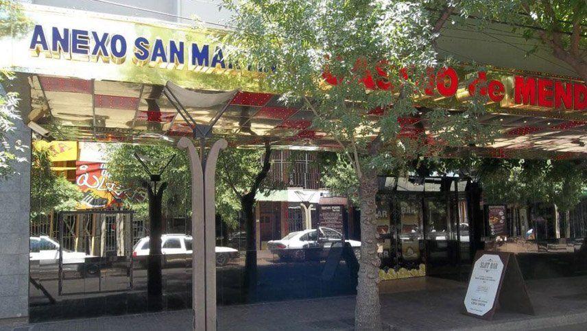 Coronavirus en Mendoza: Quieren sacar del centro de la ciudad de San Martín al anexo del Casino