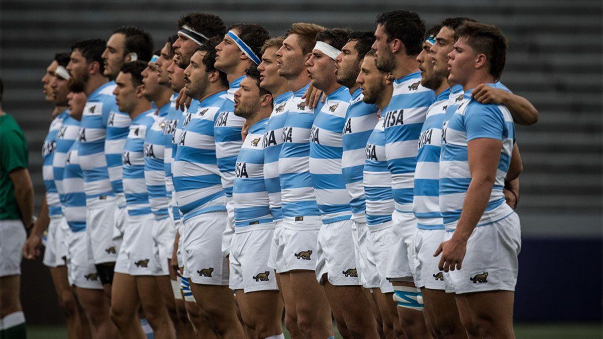 Argentina XV puso toda su garra y se consagró campeón sudamericano.