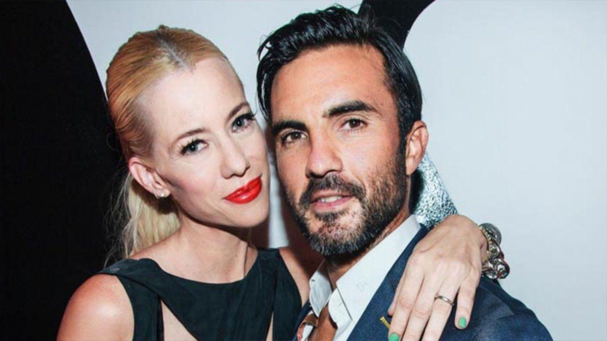 Nicole y Cubero estuvieron casados 10 años