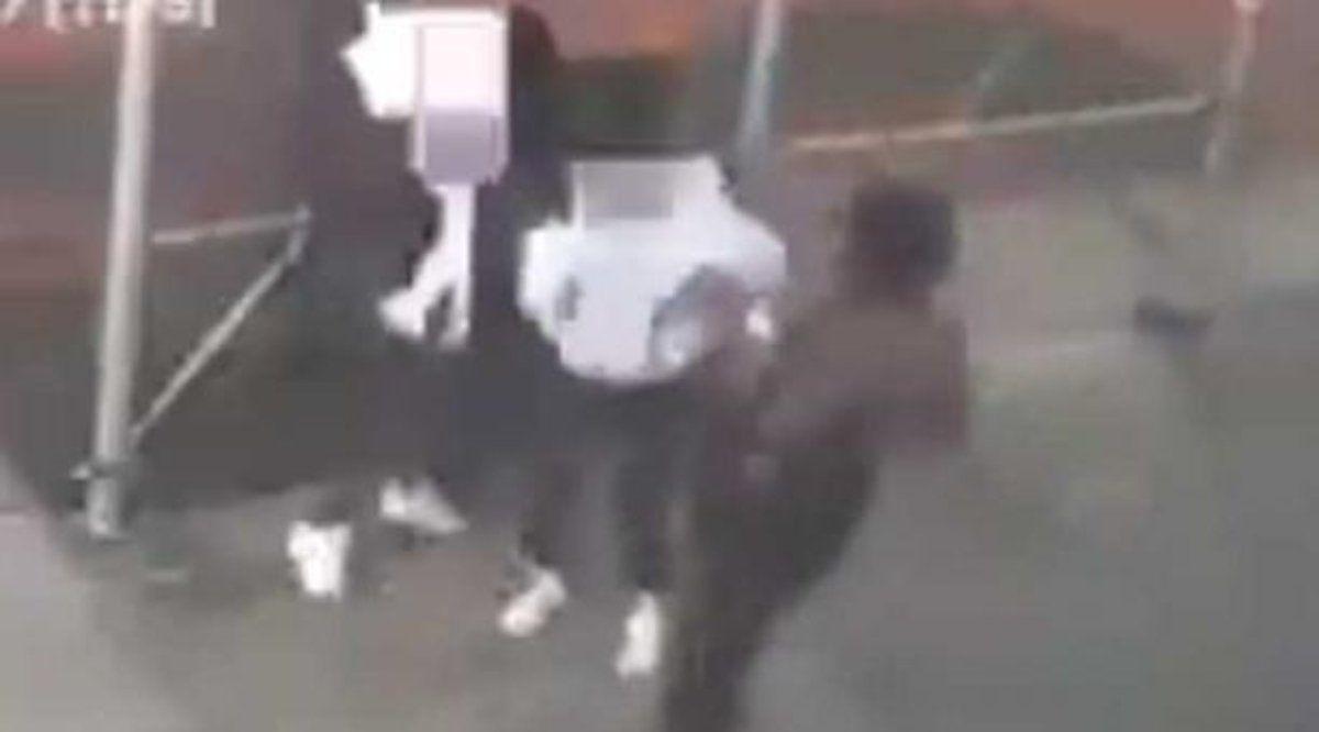 Covid: atacó a martillazos a dos mujeres por usar barbijo