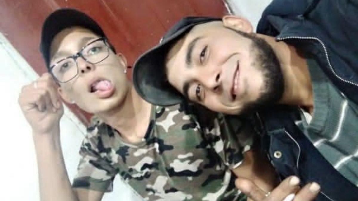 Luciano y Franco Álvarez llevan 2 semanas sin ser vistos.