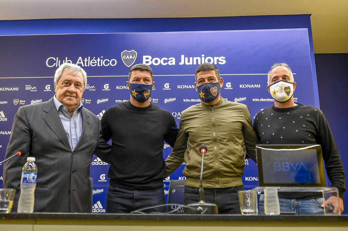 Sebastián Battaglia es el jugador más ganador de la historia de Boca.