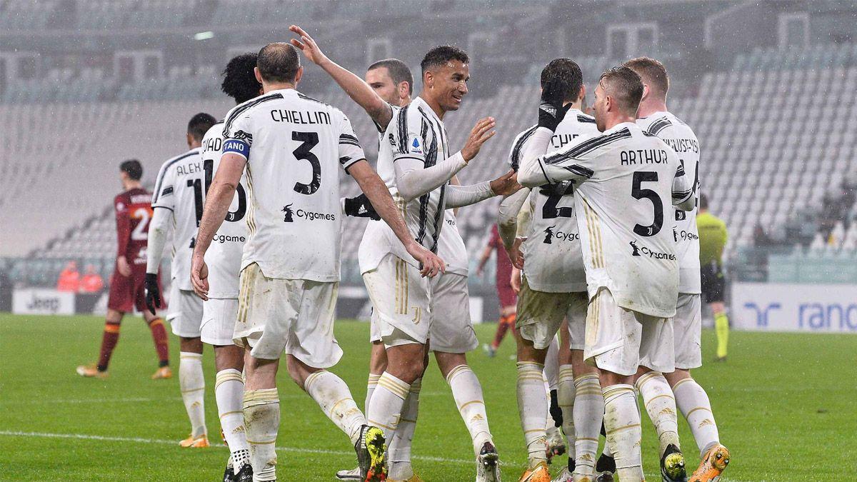 Una pérdida casi irreparable en la Juventus