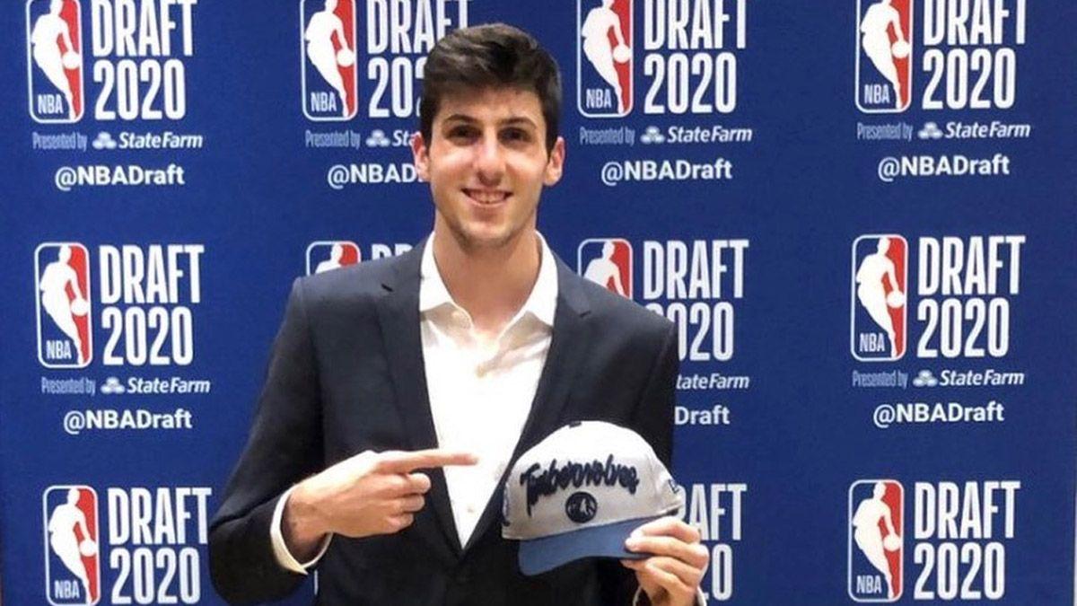 Leandro Bolmaro está a un paso de llegar a la NBA