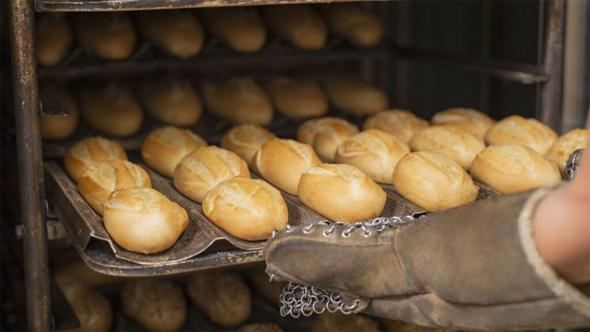 Los panaderos sufrieron otro aumento en las materias primas