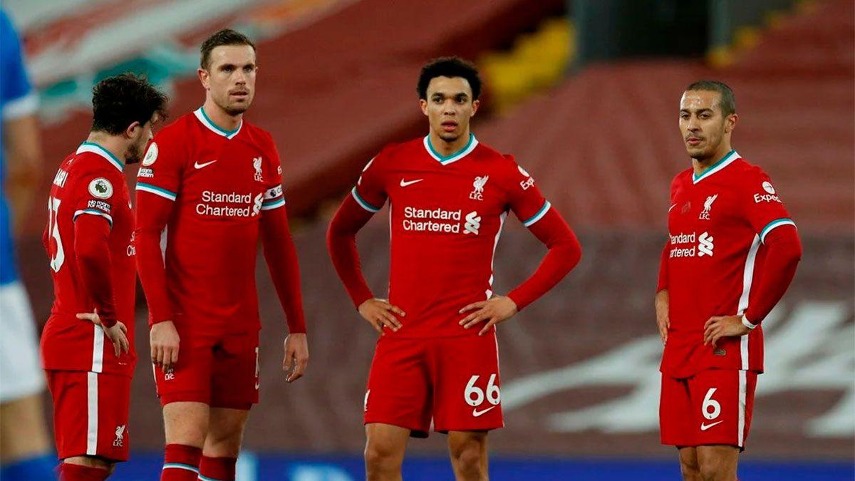 Liverpool no ingresará a Alemania para visitar al Leipzig