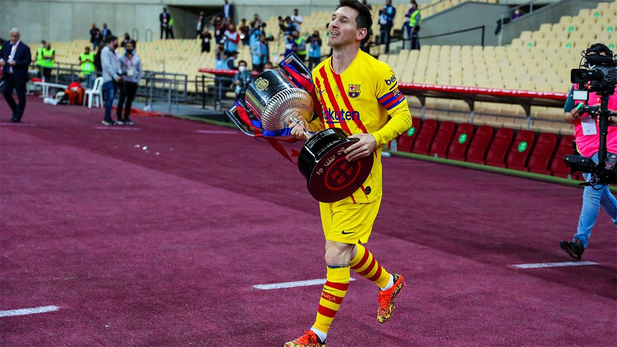 Messi jugará un partido muy importante con el Barcelona