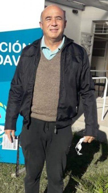 Conmoción por la muerte por Covid de conocido docente de Rivadavia