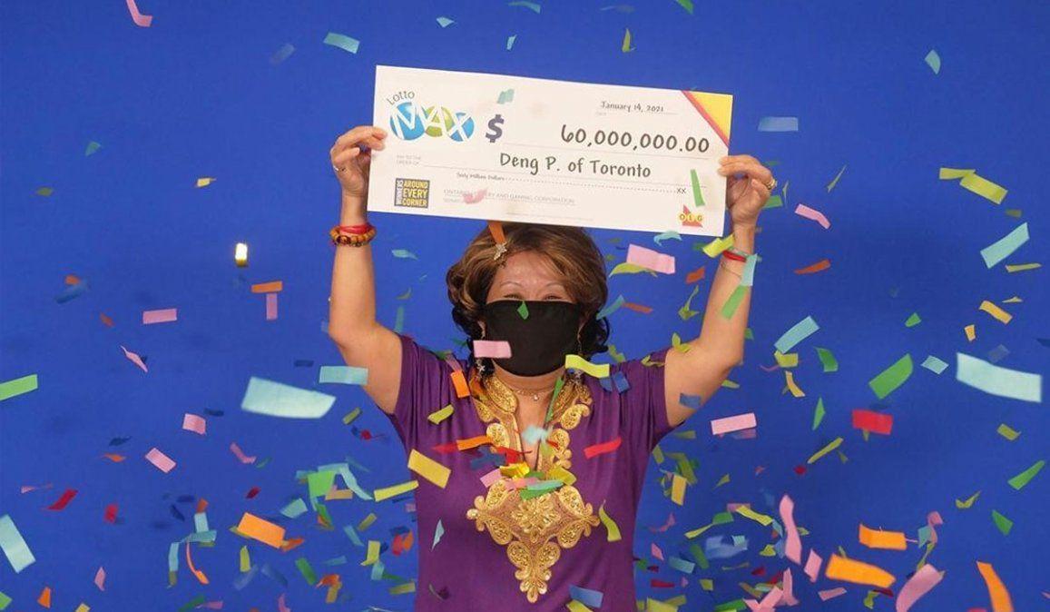 Lotería: Deng Pravatoudom ganó 39 millones de euros con números que su esposo soñó hace 20 años