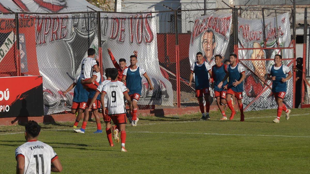 El Deportivo Maipú no pudo con Mitre en calle Vergara