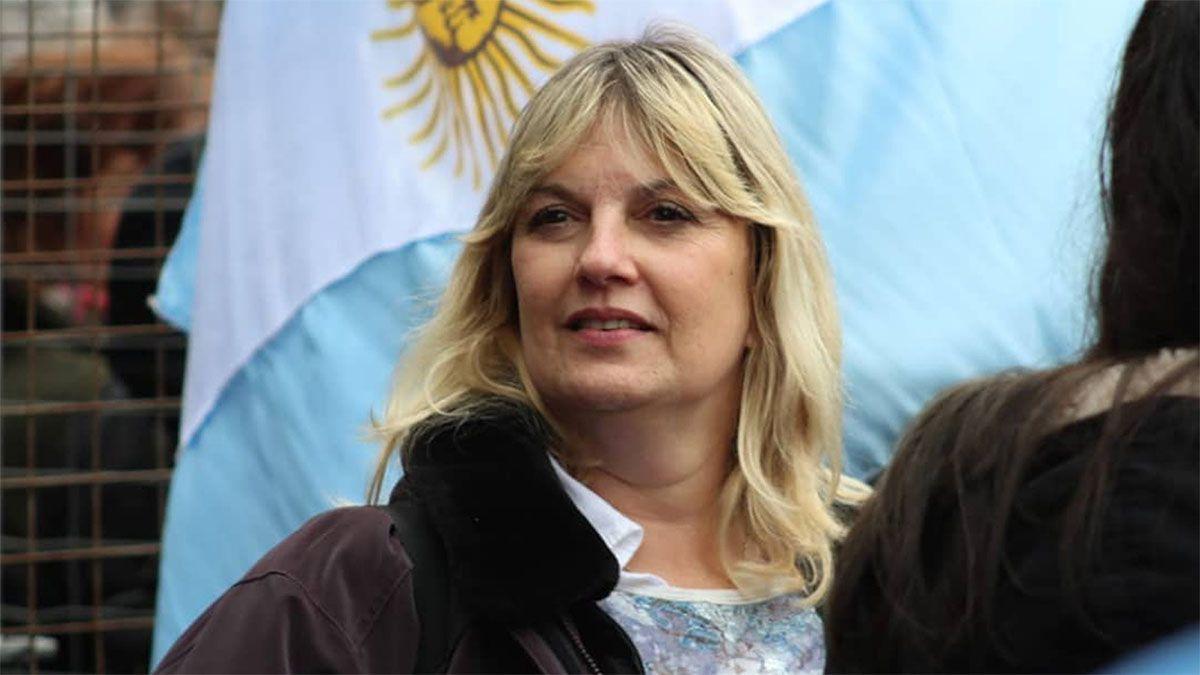 La legisladora de la UCR Patricia de Ferrari fue sancionada